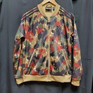 Adidas/Pharrel Williams Zip up jacket